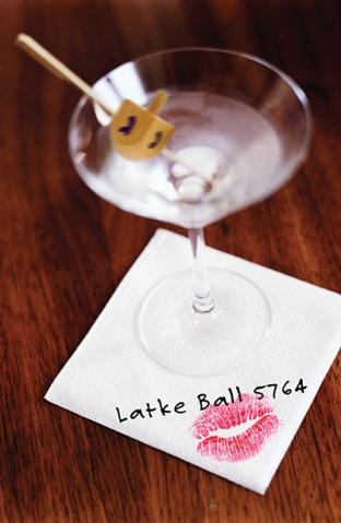 Latkeball